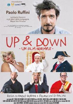 locandina del film UP&DOWN - UN FILM NORMALE