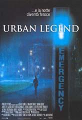 locandina del film URBAN LEGEND 2