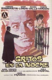 locandina del film URLA NELLA NOTTE - IL DIABOLICO DOTTOR SATANA