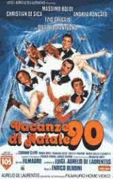 locandina del film VACANZE DI NATALE '90