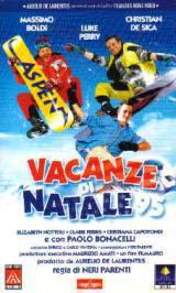locandina del film VACANZE DI NATALE '95