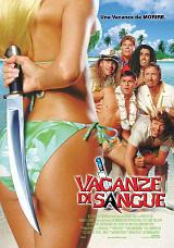 locandina del film VACANZE DI SANGUE