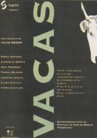 locandina del film VACAS