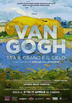 locandina del film VAN GOGH - TRA IL GRANO E IL CIELO