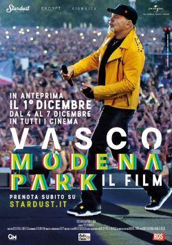 locandina del film VASCO MODENA PARK - IL FILM