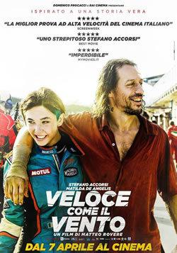 locandina del film VELOCE COME IL VENTO