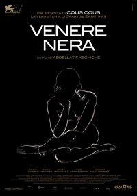 locandina del film VENERE NERA