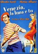 locandina del film VENEZIA, LA LUNA E TU