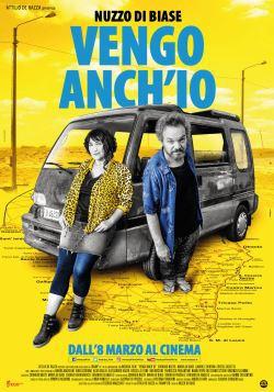 locandina del film VENGO ANCH'IO