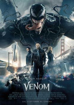locandina del film VENOM (2018)