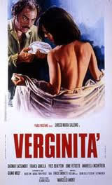locandina del film VERGINITA'