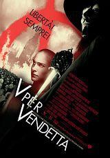 locandina del film V PER VENDETTA