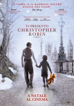 locandina del film VI PRESENTO CHRISTOPHER ROBIN