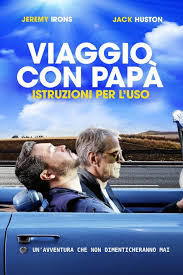 locandina del film VIAGGIO CON PAPA' - ISTRUZIONI PER L'USO