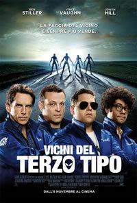 locandina del film VICINI DEL TERZO TIPO