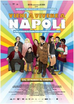 locandina del film VIENI A VIVERE A NAPOLI!