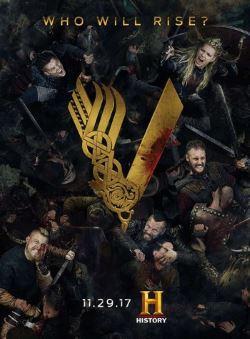 locandina del film VIKINGS - STAGIONE 5