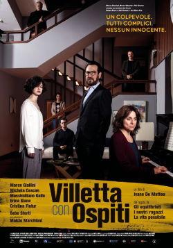 locandina del film VILLETTA CON OSPITI