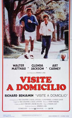 locandina del film VISITE A DOMICILIO