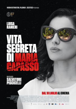 locandina del film VITA SEGRETA DI MARIA CAPASSO