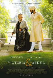 locandina del film VITTORIA E ABDUL