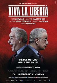 locandina del film VIVA LA LIBERTA'