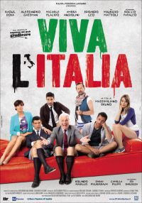 locandina del film VIVA L'ITALIA (2012)