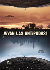 locandina del film VIVAN LAS ANTIPODAS!