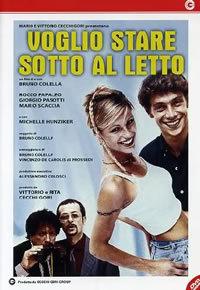 locandina del film VOGLIO STARE SOTTO AL LETTO