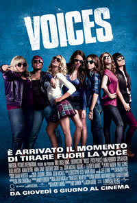 locandina del film VOICES (2013)