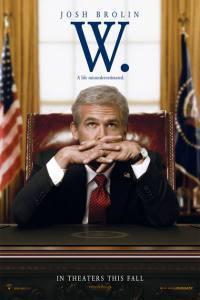 locandina del film W.