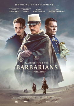 locandina del film WAITING FOR THE BARBARIANS