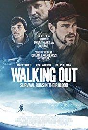 locandina del film WALKING OUT