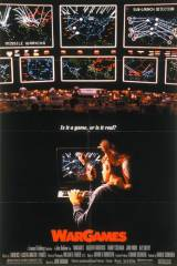 locandina del film WAR GAMES
