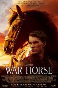 locandina del film WAR HORSE