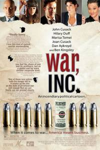 locandina del film WAR, INC.