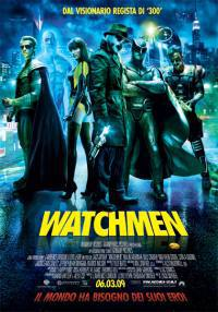 locandina del film WATCHMEN