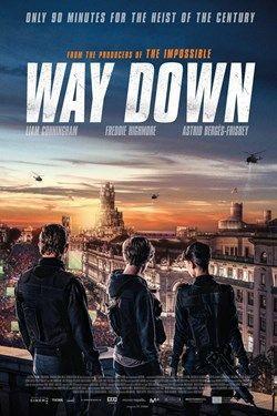 locandina del film WAY DOWN