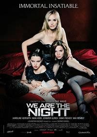 locandina del film WE ARE THE NIGHT