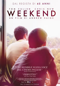locandina del film WEEKEND (2011)