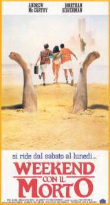 Weekend Con il Morto (1989)