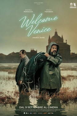 locandina del film WELCOME VENICE