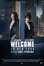 locandina del film WELCOME TO NEW YORK