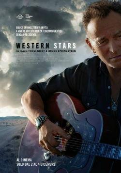 locandina del film WESTERN STARS