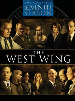 locandina del film WEST WING - STAGIONE 7
