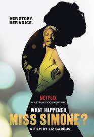 locandina del film WHAT HAPPENED, MISS SIMONE?