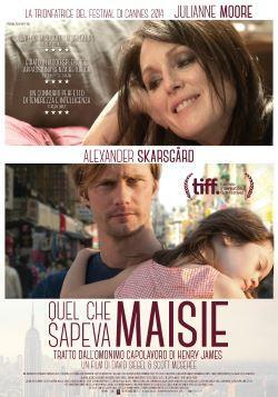 locandina del film QUEL CHE SAPEVA MAISIE
