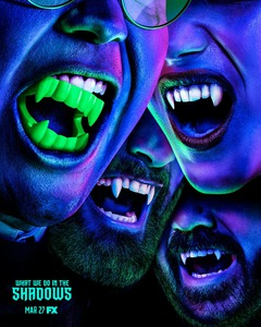 locandina del film WHAT WE DO IN THE SHADOWS - STAGIONE 1