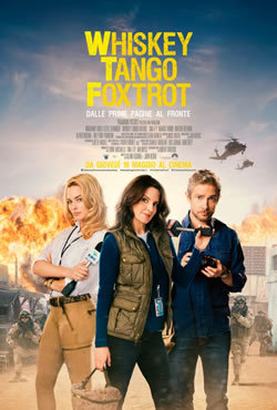 locandina del film WHISKEY TANGO FOXTROT