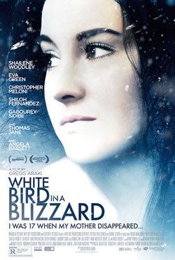 locandina del film WHITE BIRD IN A BLIZZARD